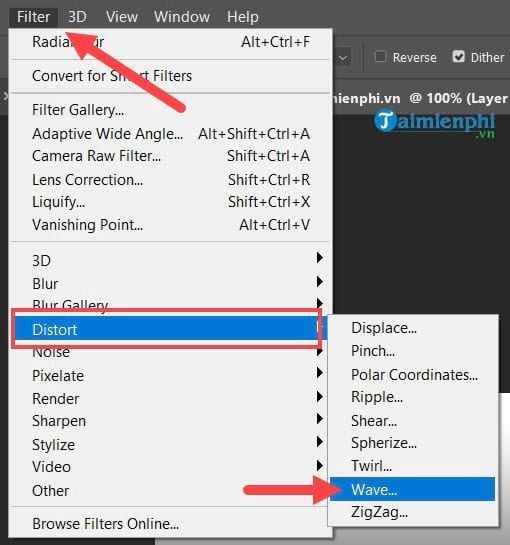 How to Create Light Weight in Photoshop 8