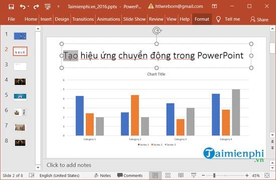 guide to understanding the movement in powerpoint 2