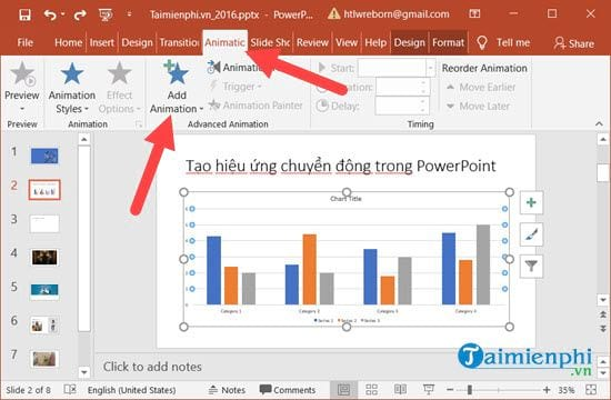 guide to understanding the movement in powerpoint 3