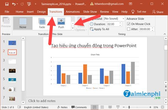guide to understanding the movement in powerpoint 10