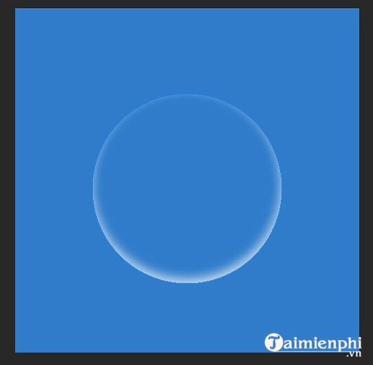 Create a water bubble in photoshop 9