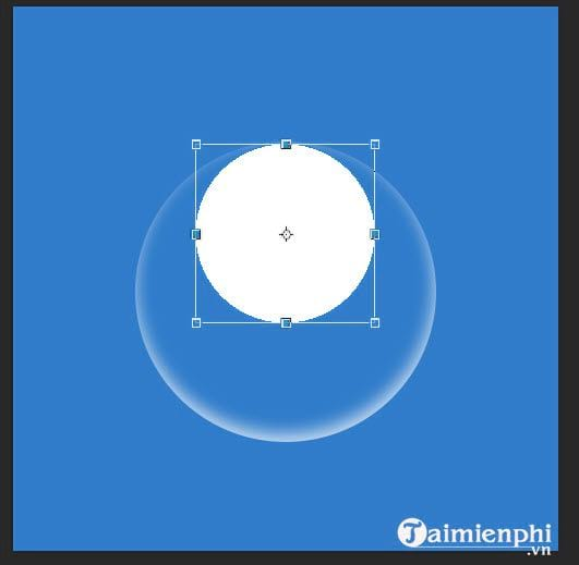 Create a water bubble in photoshop 10