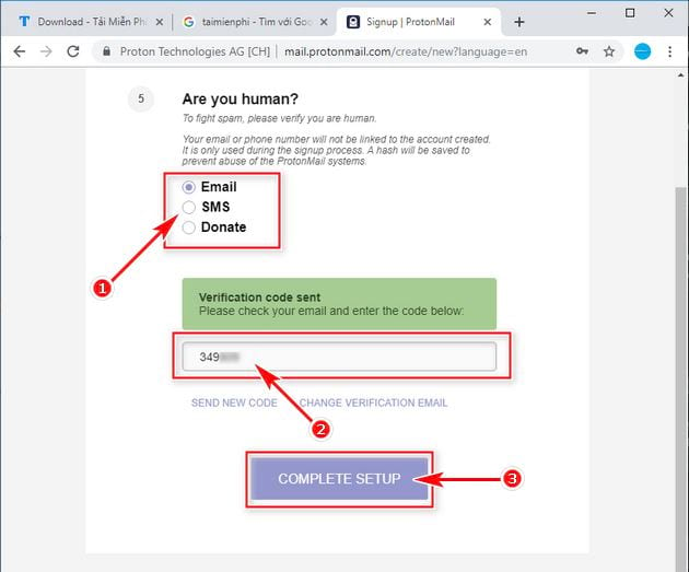 guide to protonmail account 7