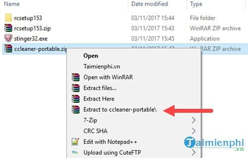 guide to create a computer toolkit usb 11