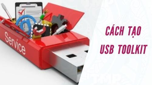 Create a USB toolkit for computer protection