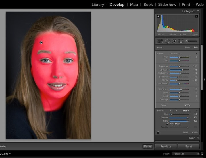 guide to the light in the lightroom 10