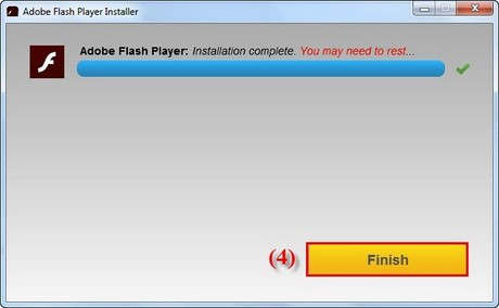 update flash for firefox