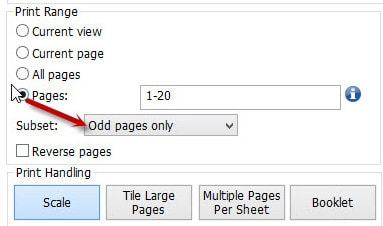 How to print 2 shoes in word, pdf