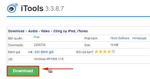 Itools does not recognize iTunesunes and other methods 6