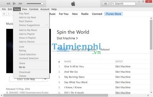 itunes 12 4 interface with new software