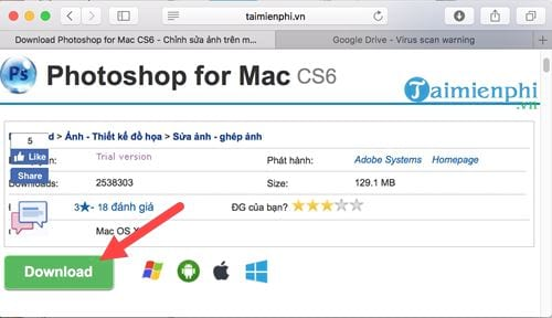 how to install photoshop cs6 for mac 2