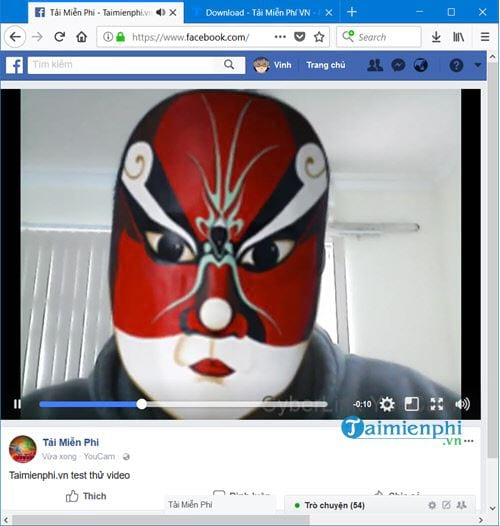 Link to download Youtube account on cyberlink youcam 20
