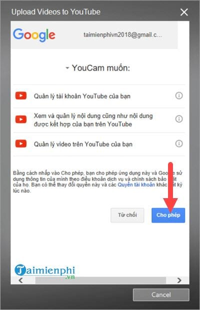 Link to download YouTube Facebook on cyberlink youcam 9