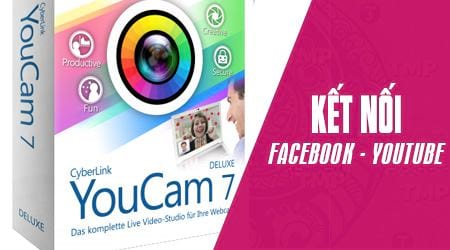 Connect to youtube youtube account on cyberlink youcam