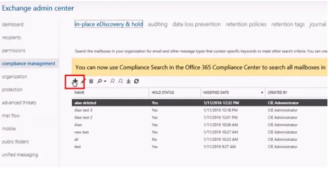 Delete emails deleted in office 365 6