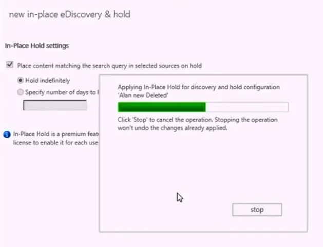 Delete email messages in office 365 7