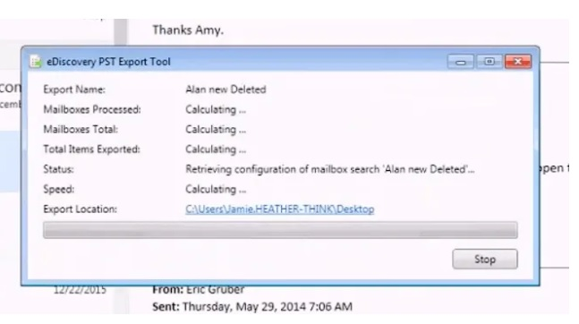 Delete emails deleted in Office 365 10