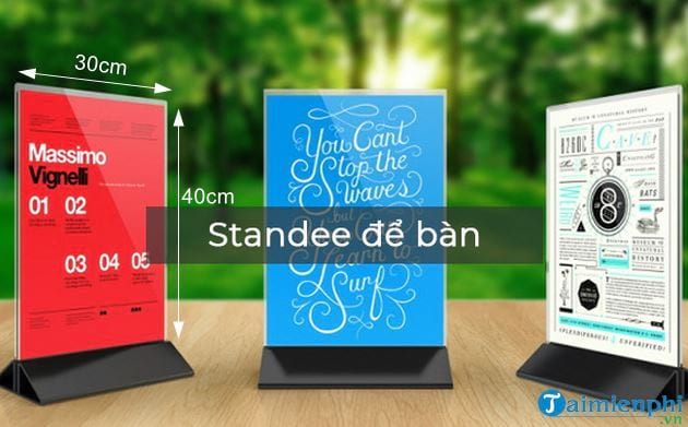 your smoking standee
