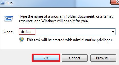 Check your computer's windows 7 configuration