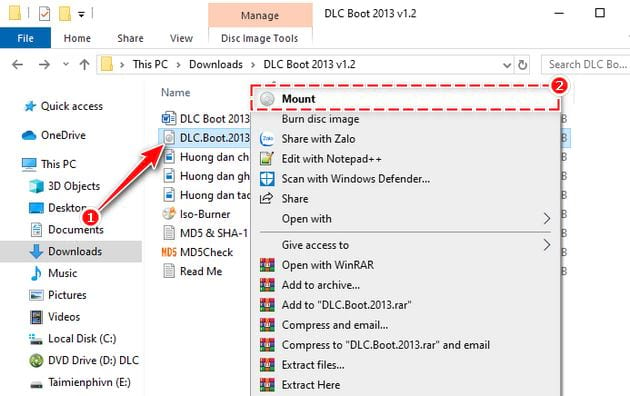 how to create bootable usb with dlc boot 2013 2