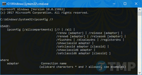 make command prompt on windows 10 7