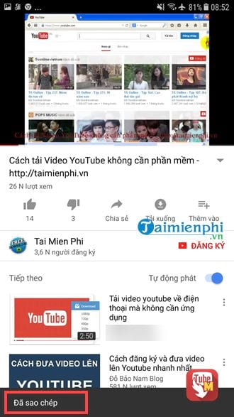 lay the youtube video link on how the computer and phone are 9