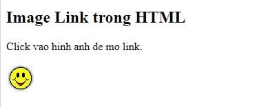 Link in html 13