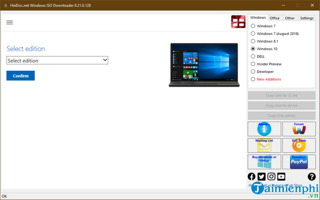 link download file iso windows 10 ver 1909 4