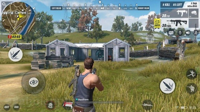 Advice when you enter the rules of survival de loot issued by the fastest 4