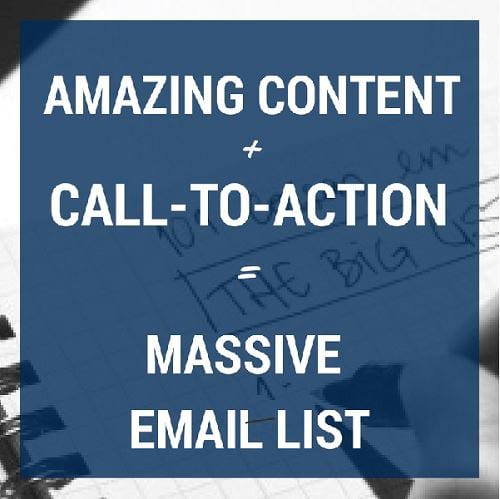 What is the mailing list in email marketing 2?