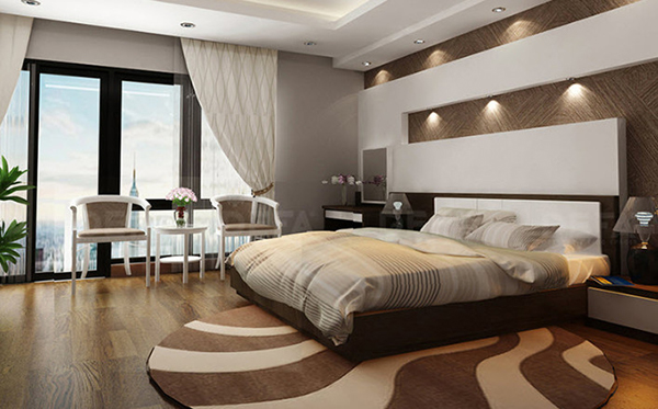Quickly design the beautiful room style