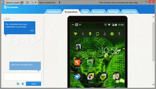 how to use teamviewer quickly
