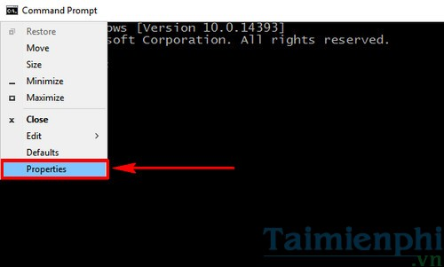 a command prompt with a password enabled on windows 10 2
