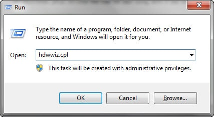 Quick device manager