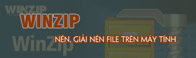 Background and file extension state winzip