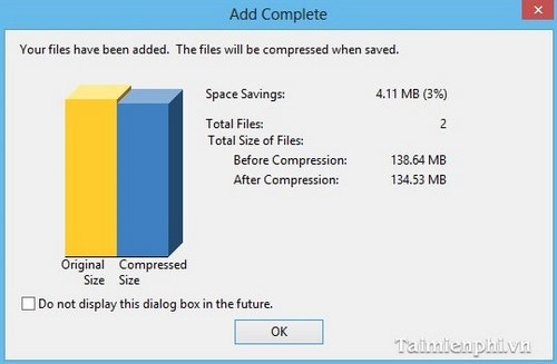 File winzip state on your computer
