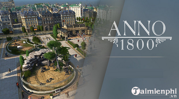 Announced 1800 anno game today