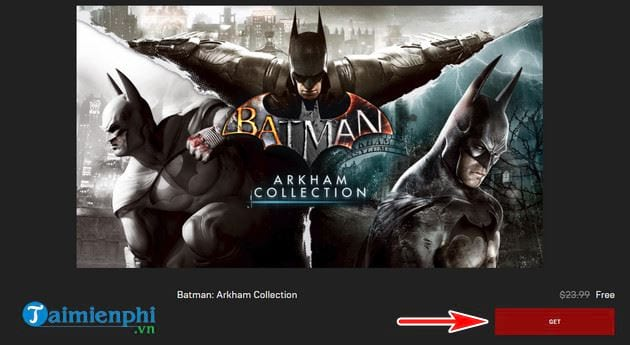 Quickly pick up 6 free batman games on epic store 4