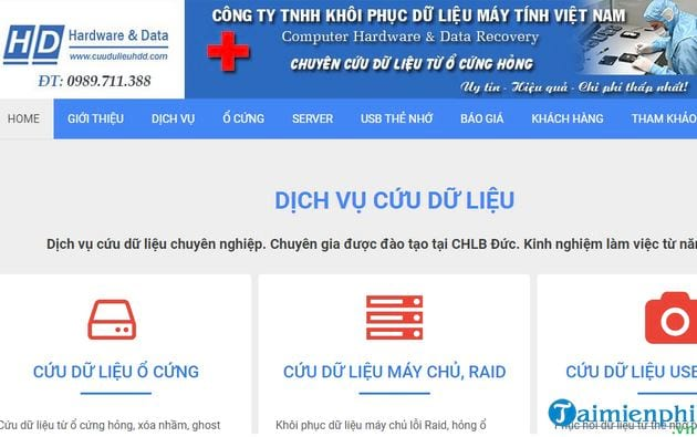 But the data center may hold the reputation in Hanoi 2
