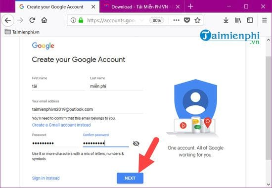 how to use google drive and its services without gmail 2