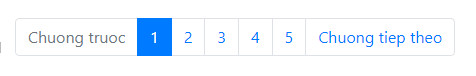 pagination in bootstrap 6