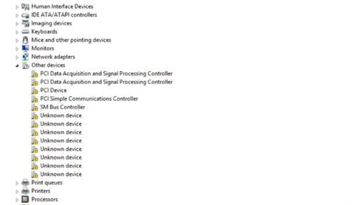 What is the pci driver?