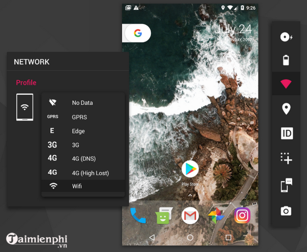 Join genymotion Android