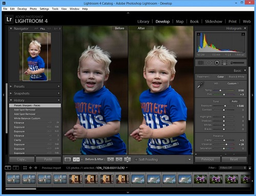 photoshop and lightroom are different 2