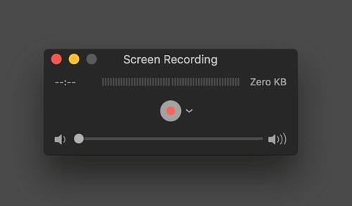 turn to screen macbook with quicktime player 4