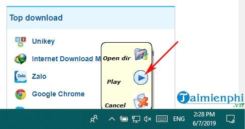 video recording screen with total video converter 7