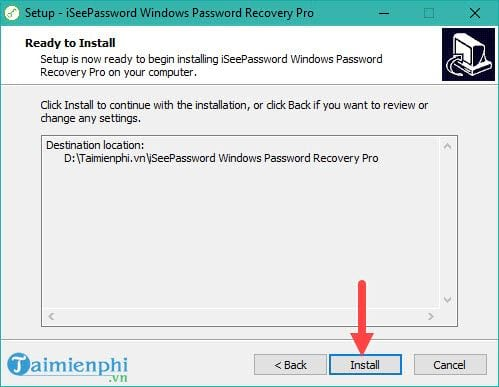 reset windows password usb 4