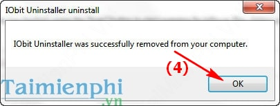How to uninstall the state using Revo Uninstaller