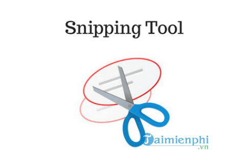 What is the snipping tool?