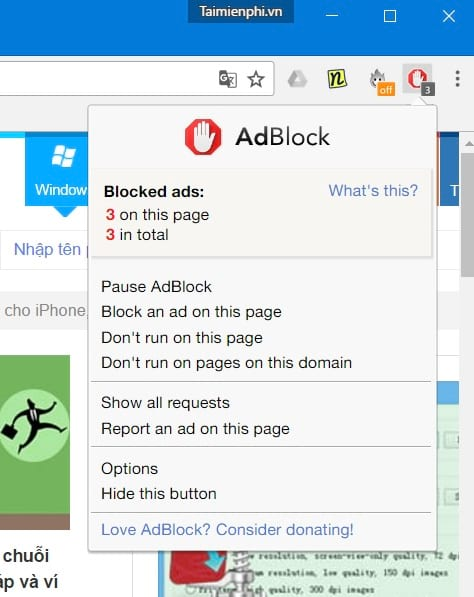 Must know the different adblock and adblock plus